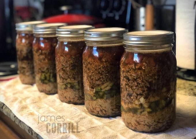 Burrito in a Jar