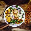 Chicken Budha Bowl