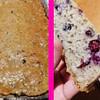blueberries cake recipe main photo