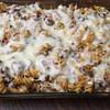 spinach and mushrooms pasta bake mycookbook recipe main photo