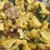 Mushroom & Spinach Egg Scramble