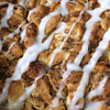 crock pot cinnamon roll recipe main photo