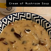 cream of mushroom soup recipe main photo