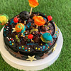 outer space cake recipe main photo