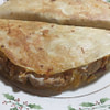 fried fajita chicken and bacon quesadillas recipe main photo