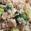 oyster sauce chicken brown rice and broccoli recipe main photo