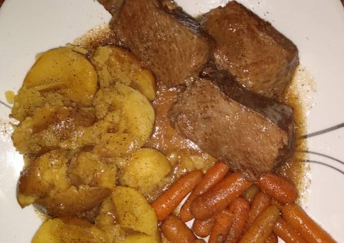 Sunday Pot Roast