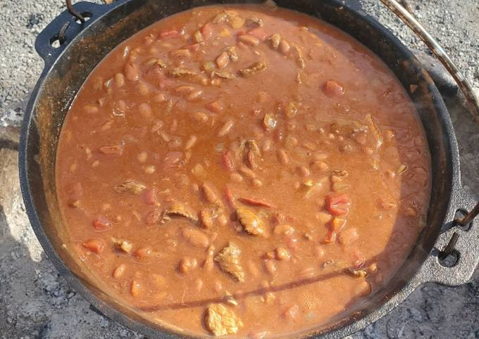 Chocolate Carne Asada Chili