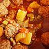 instant pot meatball stew recipe main photo