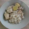一锅煮鸡饭 one pot chicken rice recipe main photo