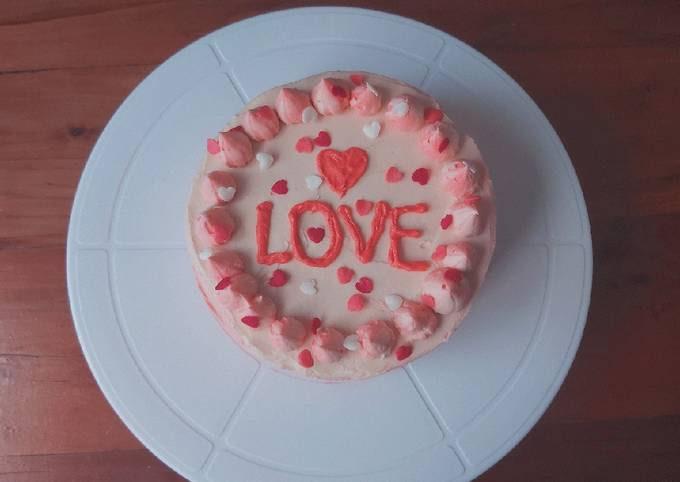 Lunchbox Cake - Vanilla