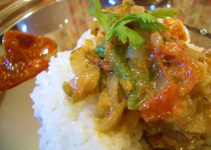 Collagen Rich Indian Curry