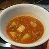 indian potato greenpeas mushroom gravy recipe main photo