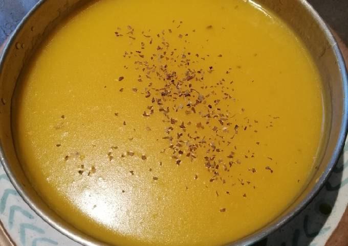 Pumpkin and Potato Soup