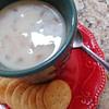 homemade cream of chicken mushroom soup recipe main photo