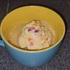 rich funfetti mug cake recipe recipe main photo