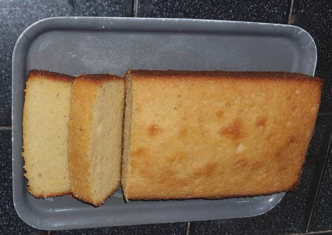 Lemon Pound Cake with a Simple Lemon Glaze