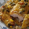 cherokee chicken over mexican brown rice recipe main photo