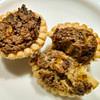 mushroom and blue cheese tarts recipe main photo