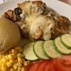 chicken mushroom yogurt marinate recipe main photo 1
